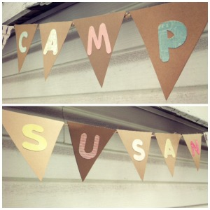 Camp Susan Collage