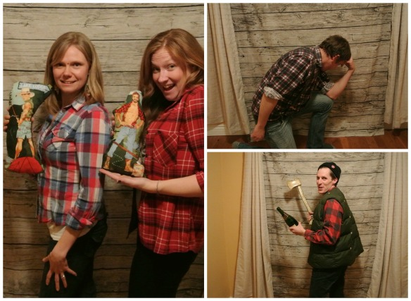 Lumberjack photobooth1