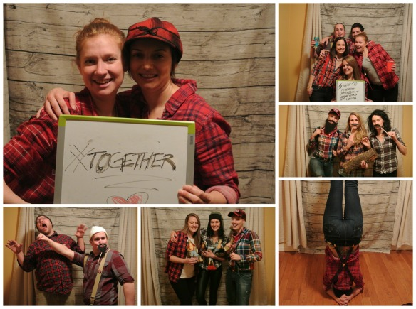 Lumberjack photobooth2