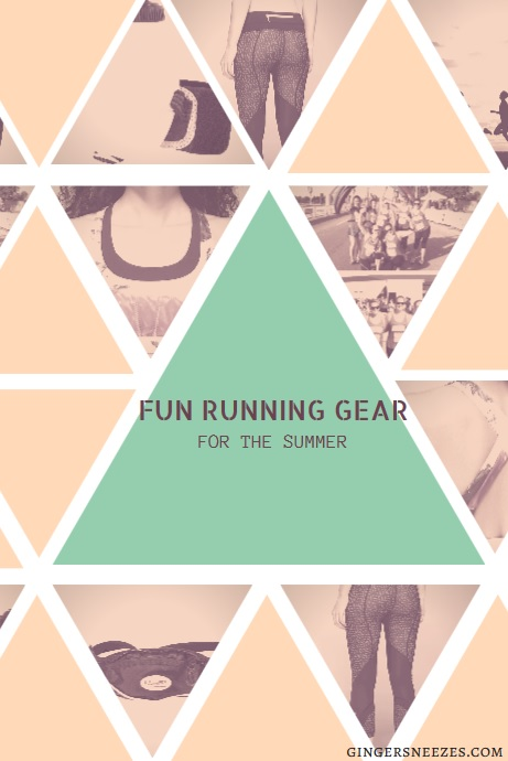 Fun Running Gear